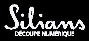 Logo silians découpe numérique