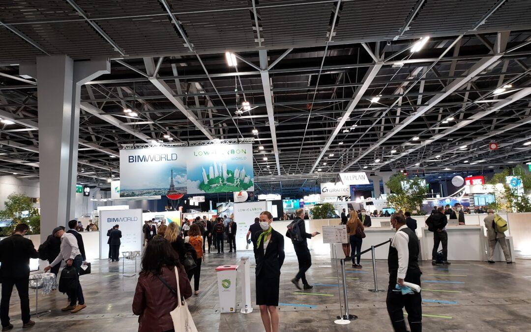Première présentation officielle du projet HHouse par Silians au Salon Low Carbon World à Paris les 23 et 24 Juin derniers