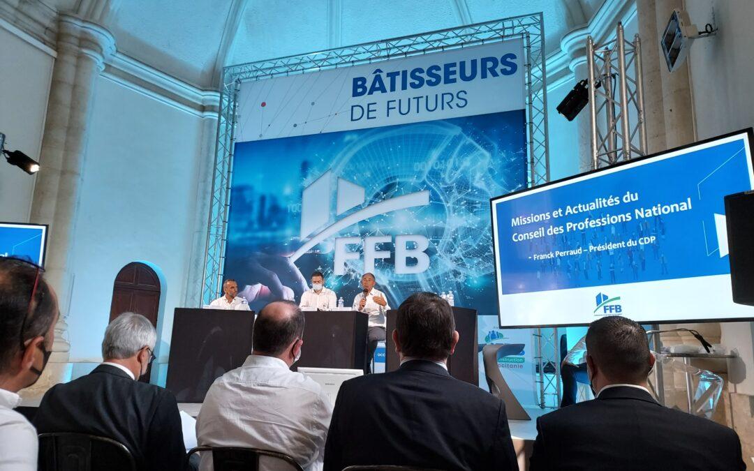 Silians continue son opération séduction au Salon Bâtisseurs de Futurs à Montpellier ce 21 juillet